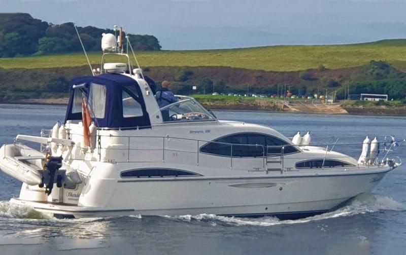 Broom39klShandelise - offered for sale by Tingdene Boat Sales
