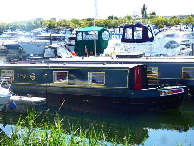Narrowboat 45' Heritage Boats