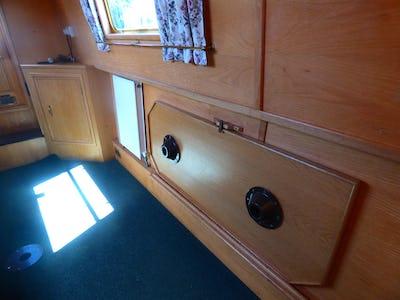 Narrowboat45' Heritage BoatsAdagio - offered for sale by Tingdene Boat Sales