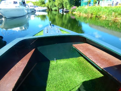 Narrowboat 45' Heritage Boats Adagio - offered for sale by Tingdene Boat Sales
