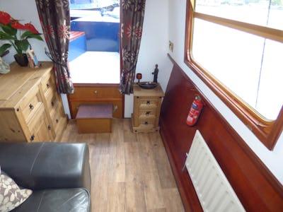 NarrowboatLiverpool Boats CruiserSAGRAMOR - offered for sale by Tingdene Boat Sales