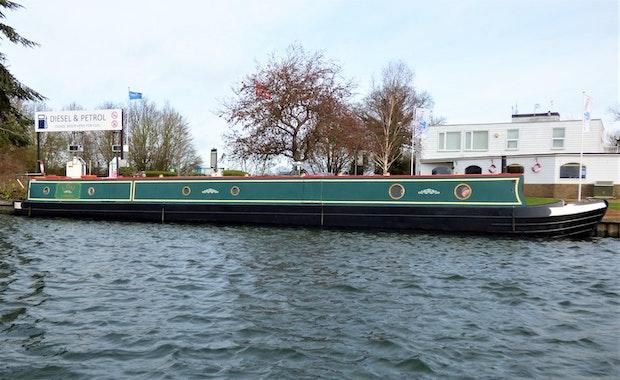 Narrowboat Fenmatch Trad