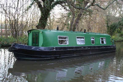 Liverpool Boats 35' Narrowboat