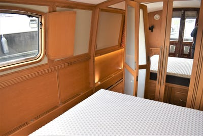 Wide Beam Narrowboat Aqualine Canterbury 60 x 10Stella - Initial information - offered for sale by Tingdene Boat Sales