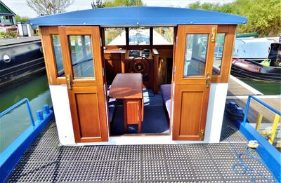 Piper 60 SAIL AWAY  DUTCH BARGE  Pania - offered for sale by Tingdene Boat Sales