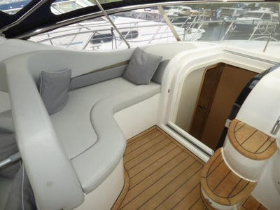 Sessa MarineC35Ex 'The Compromise' - offered for sale by Tingdene Boat Sales