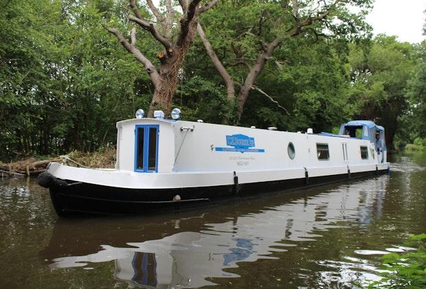 Narrowboat 60' Pendle Cruiser Stern