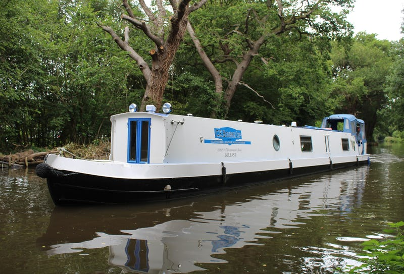 Narrowboat60' Pendle Cruiser SternMighty Craic - offered for sale by Tingdene Boat Sales