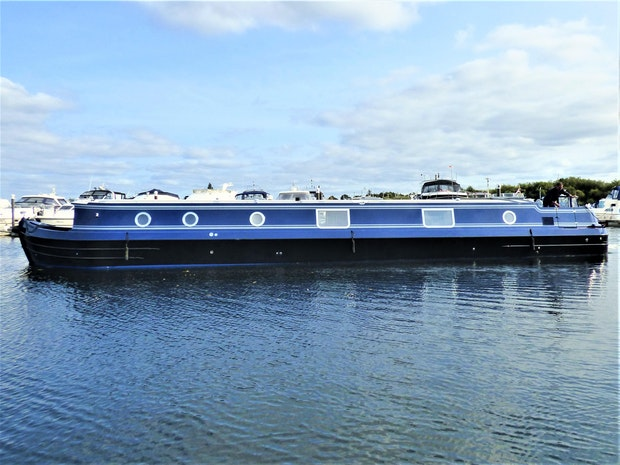 Viking Canal Boats 70 x 12 06 Widebeam Feb 2021 Delivery