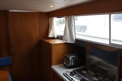 Viking Boatswidebeam 26Lady Birdy - offered for sale by Tingdene Boat Sales