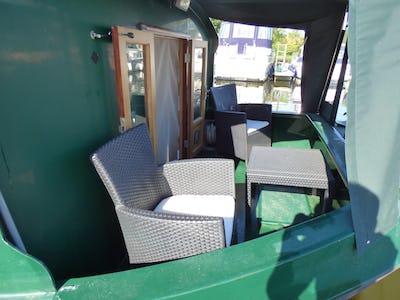 Collingwood Eurocruiser 60 x 12Nidara - offered for sale by Tingdene Boat Sales