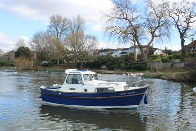 Hardy 20 Little Kulala - offered for sale by Tingdene Boat Sales