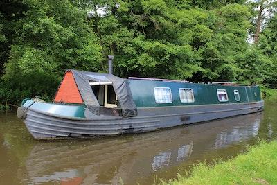 Narrowboat 50' Braunston Trad