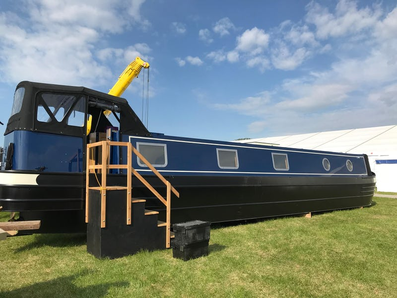 Colecraft 46 Narrowboat New boat TO Order - offered for sale by Tingdene Boat Sales