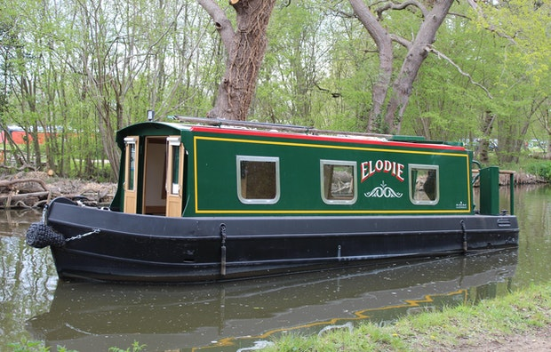 Aintree Beetle 25' Narrowboat