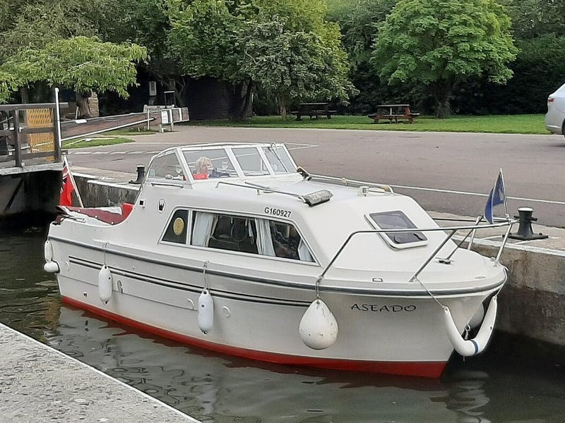 Viking20Aseado - offered for sale by Tingdene Boat Sales