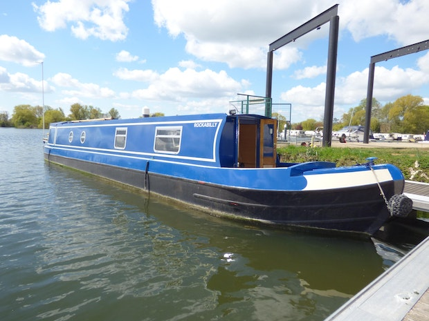 Custom STENSON NARROWBOAT