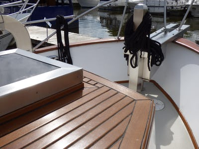 C-Kip Trawler Yacht Orca - offered for sale by Tingdene Boat Sales