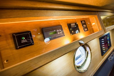 Wide Beam Narrowboat Reeves 58  WALHALLA  - offered for sale by Tingdene Boat Sales