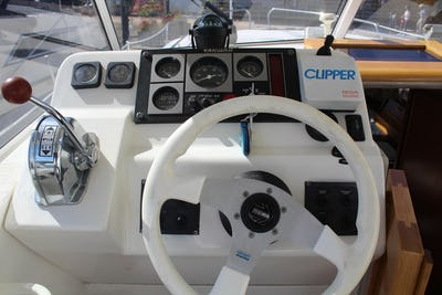 Shetland27DRIFT A WEY - offered for sale by Tingdene Boat Sales