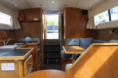 Shetland 27 DRIFT A WEY - offered for sale by Tingdene Boat Sales