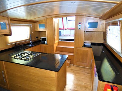 Collingwood 60 x 12 Alice  - offered for sale by Tingdene Boat Sales