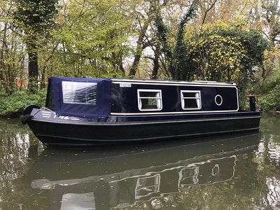 Sea Otter 26' Narrowboat