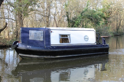 Sea Otter 21' Narrowboat