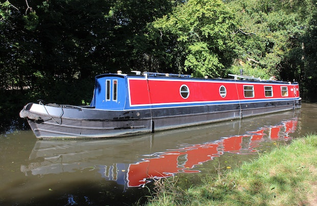 Narrowboat 56' Ledgard Bridge Boat Ltd
