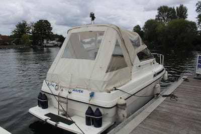 Fairline Sprint 21 Blythe's Haven - offered for sale by Tingdene Boat Sales