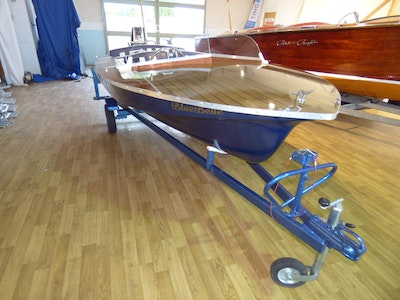 Custom Danvercraft Speedboat 150