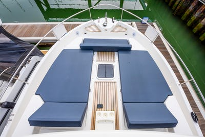CranchiT43 Eco TrawlerAvailable Now - offered for sale by Tingdene Boat Sales