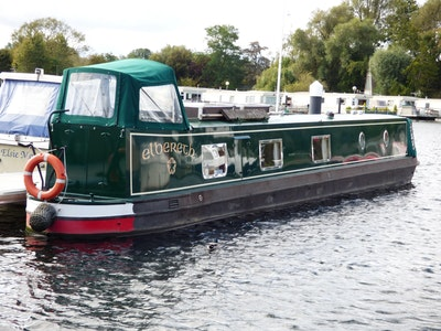 Collingwood Narrowboat