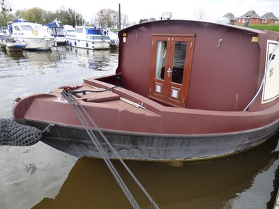 Collingwood 60 Cracklin Rosie - offered for sale by Tingdene Boat Sales