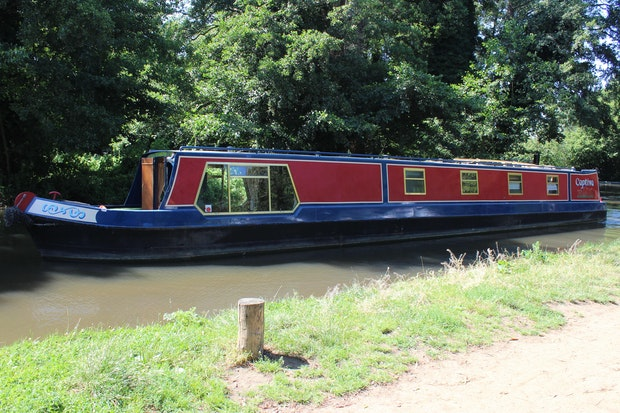 Narrowboat 57' Pinder Boats Semi Trad