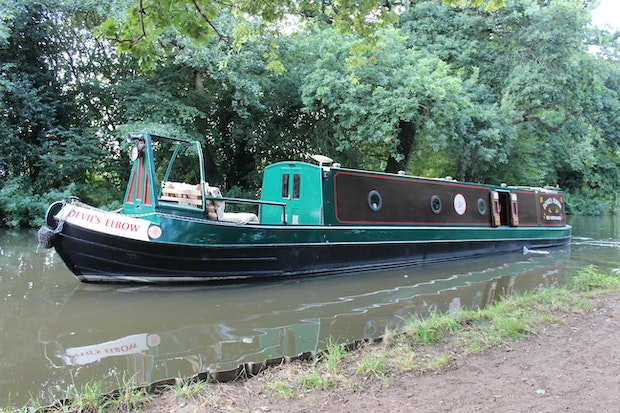 Narrowboat Tug 48' Midland Canal Centre