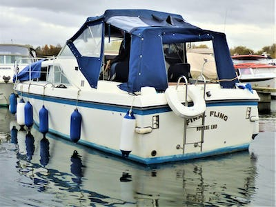 Elysian 27 Final Fling - offered for sale by Tingdene Boat Sales