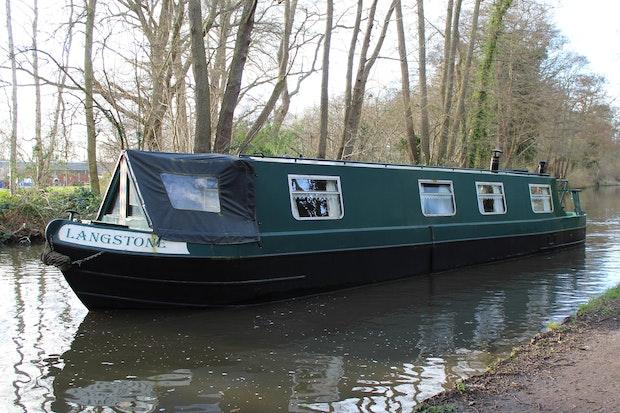Colecraft 41' Narrowboat