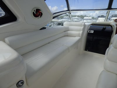 SealineS34Ex 'Bentley Too' - offered for sale by Tingdene Boat Sales