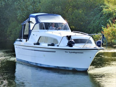 Viking24The Lyndigenous - offered for sale by Tingdene Boat Sales