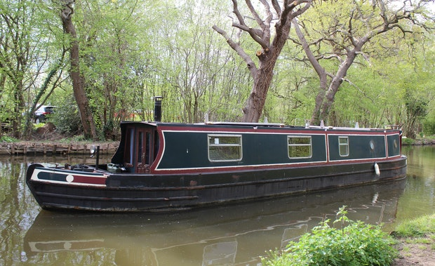 Narrowboat R&D Fabrications 42' Trad