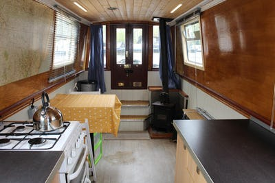 NarrowboatR&D Fabrications 42' TradThe Dodo - offered for sale by Tingdene Boat Sales