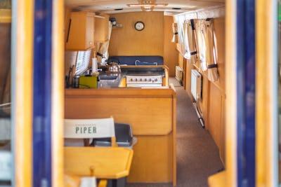 Sea Otter51' NarrowboatTourmaline - offered for sale by Tingdene Boat Sales