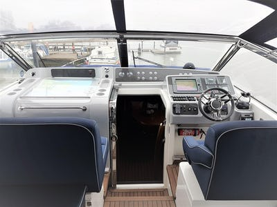 Broom 450 Seraphina - offered for sale by Tingdene Boat Sales