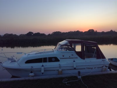 Viking Viking 24 Done Dreamin - offered for sale by Tingdene Boat Sales