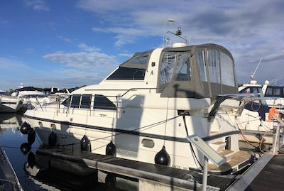Atlantic 38 No Rules - offered for sale by Tingdene Boat Sales