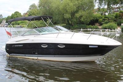 Monterey250 CRMojo of Hasler - offered for sale by Tingdene Boat Sales