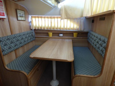 Sovereign 34 Sunbridge Ready Steady Go - offered for sale by Tingdene Boat Sales