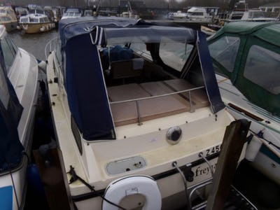 Marex Holiday Freyja IV - offered for sale by Tingdene Boat Sales