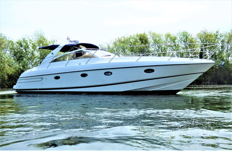 Princess V42 La Lupa  - offered for sale by Tingdene Boat Sales